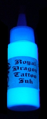 Royal Dragon Ultraviolet Tattoo Ink - 1 oz bottle -