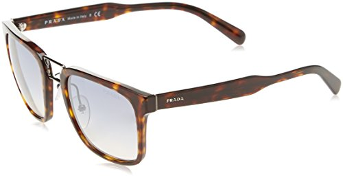 Prada Men PR 14TS 53 Brown/Blue Sunglasses - Prada Glasses Blue