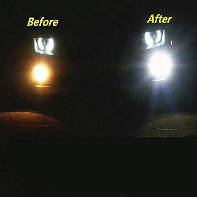 50W Super White Headlight Bulb for Yamaha Big Bear,YFS200,Grizzly,Kodiak,Rhino