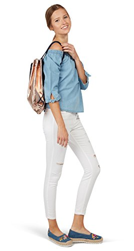 Tailor Denim Tom Bianco Jeans Donna 5H7WPw8qPd