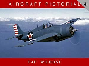 Aircraft Pictorial No. 4 - F4F (F4f 4 Wildcat)