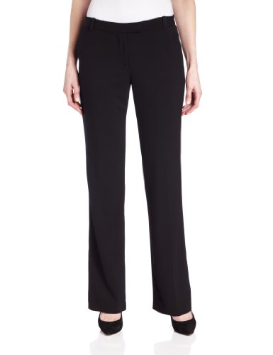Calvin Klein Women's Madison Pant,Black,10