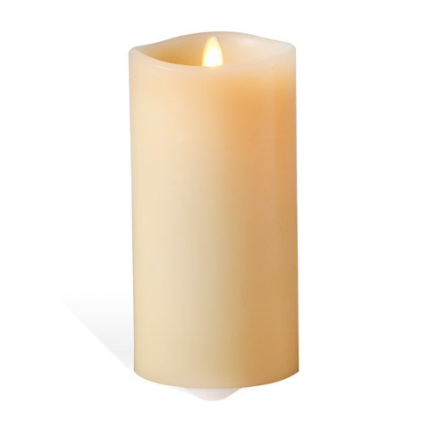 Better Crafts LUMINARA FLAMELESS 3.5X7 FRAG DIFFUSING PILLAR CANDLE (4 pack) (0300216700)