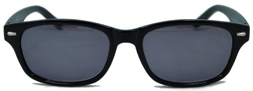 InSight, Classic Full Reader Sunglasses. Not BiFocals. Includes Case and Cleaning Cloth/Black/3.50 Strength