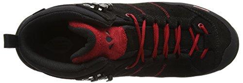 VAUDE Men's Dibona Advanced Mid Stx - Zapatillas de deporte exterior Hombre Negro (Black)