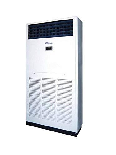 Super General 120000 BTU 10 Ton Floor Standing Split Air Conditioner, with R22 Refrigerant T3 Scroll Compressor White…