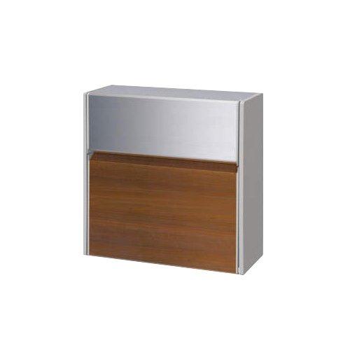 郵便ポスト 郵便受け SWE-1型 SWEポスト 木調タイプ JCLオレンジチェリー SWE型 壁付けタイプ 壁付けポスト B07BHJDLFV 19800