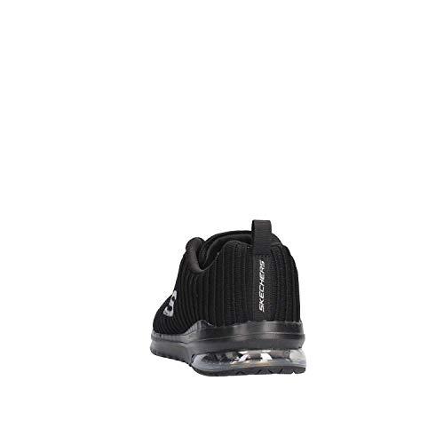 37½ 88888315 Bbk Skechers Sneaker Nero Donna xw0TX0qFd