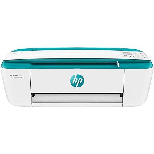 HP DeskJet 3762 - Impresora de tinta multifunción (8 ppm, 4800 x 1200 DPI, A4, Wifi, Escanea, Copia, 60 hojas, Modo silencioso), Verde agua a buen precio
