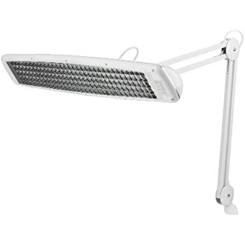 Lite Source Lsf 150blk Solare Clamp On Swing Arm Lamp