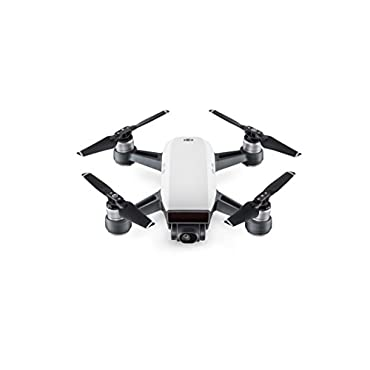 DJI Spark Palm Launch, Intelligent Fly More Combo, Alpine White (CP.PT.000899)