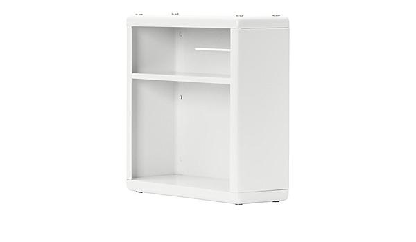 DYNAN IKEA Estante de Pared en Color Blanco; (40 x 15 x 40 cm ...