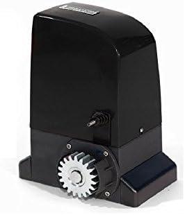Kit completo Motorline Bravo 500 motor corredera profesional para automatizar puertas y cancelas correderas de hasta 500 kg de peso, con accesorios de calidad profesional y manual en español.: Amazon.es: Bricolaje y