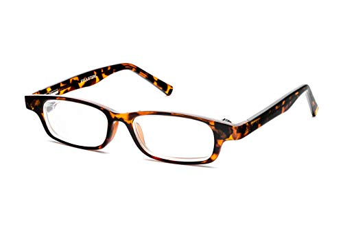 Eyejusters Self-Adjustable Glasses, Oxford Edition, Tortoise from Eyejusters