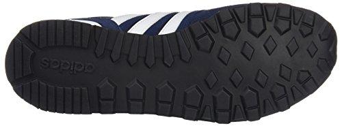 Adidas 10K, Scarpe Da Ginnastica Uomo, Blu (Maruni/Ftwbla/Negbas), 45 EU