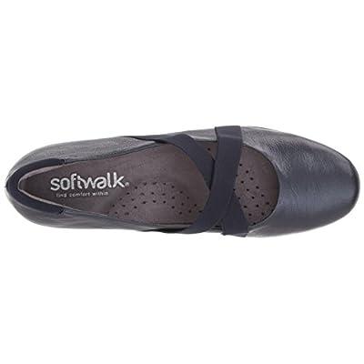 SoftWalk Women's Waverly Mary Jane Flat | Flats