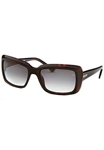 Nina Ricci NR3724-C02-54-18-140 Women's Square Havana - Nina Ricci Sunglasses