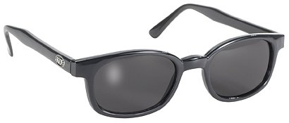 Pacific Coast Sunglasses X-KD's - Dark Grey Sunglass by Pacific Coast - Xkd Sunglasses
