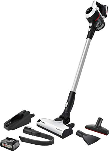 Bosch Unlimited Serie 6 BCS612GB Pro Home Cordless Vacuum Cleaner - White