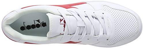 Rosso 45041 Diadora Scarpe Sportive Scuro Donna Playground Uomo rosso Per E rKv0qKyUp