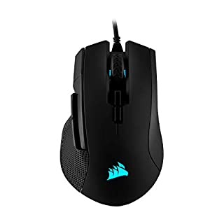 Corsair Ironclaw RGB, FPS/Moba Gaming Mouse, Black, Backlit RGB LED, 18000 DPI, Optical - CH-9307011-NA (B07KKZB9LM) | Amazon price tracker / tracking, Amazon price history charts, Amazon price watches, Amazon price drop alerts