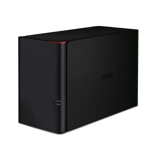 Buffalo TeraStation 1200D Desktop 4 TB NAS with Hard Drives Included (Drive External Hard 4tb Network)