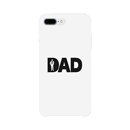 365 Printing Dad Business White Apple iPhone 7 Case Funny Gifts For Working Dads