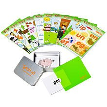 Teach My Preschooler Ready To Read Kit