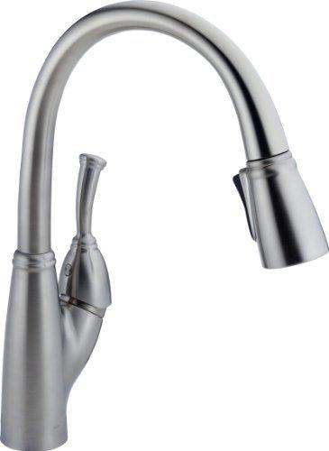 Delta Allora Pull Down Faucet - 6