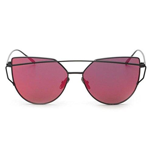 Cebbay-Gafas de Sol polarizadas Simple Retro Gafas Sol Hombre ...