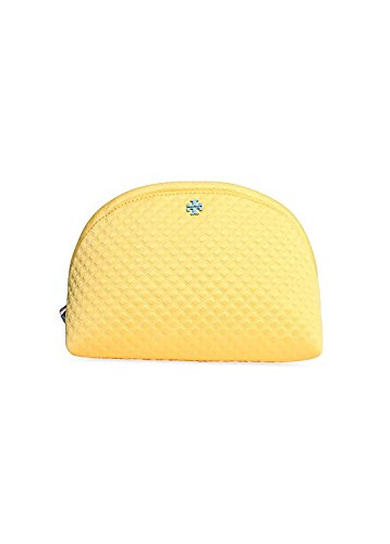 Tory Burch Neoprene Rounded Cosmetic Case, - Signature Burch Tory
