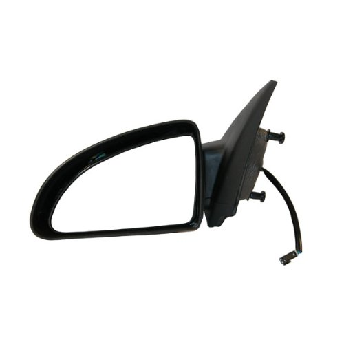 2005-2010 Chevrolet/Chevy Cobalt & 2007-2009 Pontiac G5 2-Door Coupe Power Smooth Black paint to match Folding Rear View Mirror Left Driver Side (2005 05 2006 06 2007 07 2008 08 2009 09 2010 - Coupe Door Cobalt 2