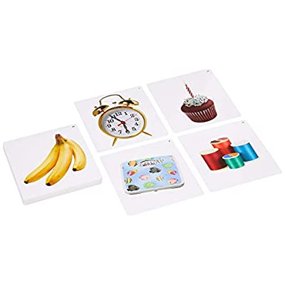 Lauri Photo Language Cards - Nouns (Around the Home): Toys & Games