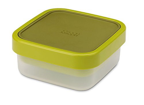 Joseph Joseph 81029 GoEat Compact 3-in-1 Salad Box, Green