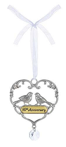 (Ganz 50th Anniversary Ornament)