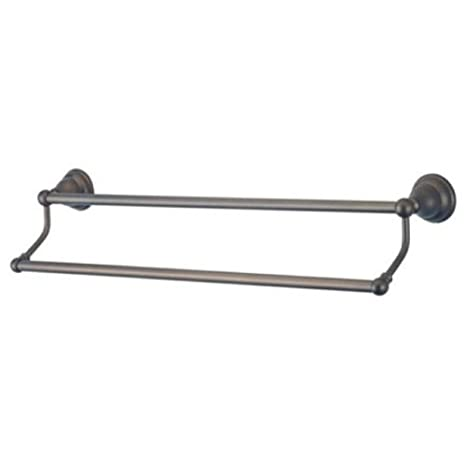 Kingston Brass Ba556318orb Royale 18 Inch Double Towel Bar Oil
