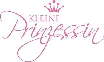 graz design wandtattoo, für kinderzimmer, schriftzug: kleine ... - Gestalten Rosa Kinderzimmer Kleine Prinzessin