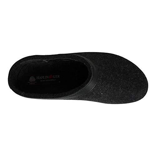 Chaussures 713001 Haflinger Femme Gris Torben 5Bfwq8xE