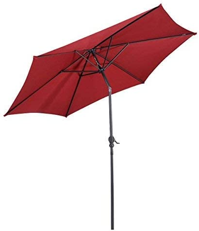 Giantex 10ft Outdoor Patio Umbrella