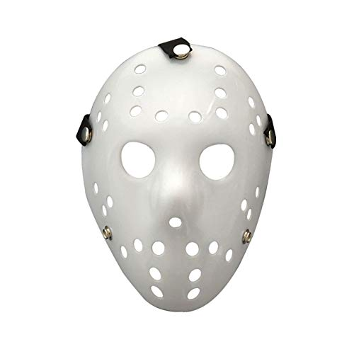 symboat máscara Full Face Hockey Horror Props para Halloween ...