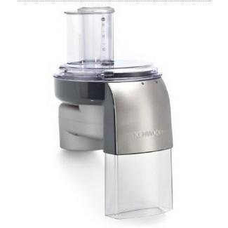 AT340 - Rapeur verduras (completo de acero inoxidable cepillo para robot de cocina Kenwood KM460 Chef: Amazon.es: Hogar