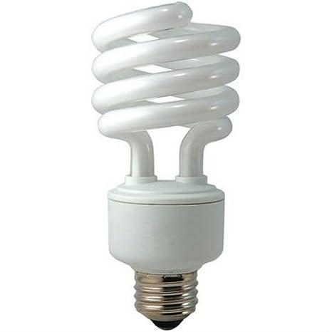 SP23//27Kx48 Pack of 48 Eiko SP23//27K 23W 120V 2700K Spiral Shaped Bulb