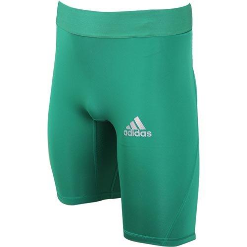 キャベツ無限ただ◎18SS アディダス(adidas) サッカー?フットサルウェア ALPHASKIN(アルファスキン) TEAM ショートタイツ サッカー EVN54-CW9476 メンズ