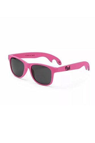Victoria's Secret Pink Bottle Opener Sunglasses Pink On - Victoria Secret Sunglasses