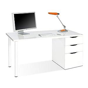 Habitdesign - Mesa ordenador reversible
