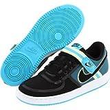 Nike Boy's Preschool KD Trey 5 VI Basketball Shoes, Blue Void/Orange Peel-Flash Crimson, 3Y