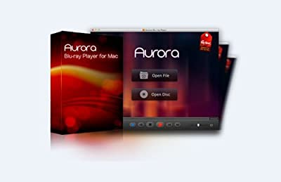 Aurora Blu-ray Player for Mac [Download]