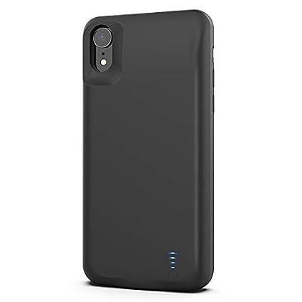 Amazon.com: Tsmile - Carcasa para iPhone Xr (8000 mAh ...