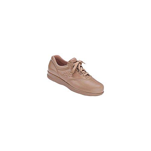 SAS Women's, Freetime Lace up Sneaker Mocha 7 WW - Sas Comfort Shoes