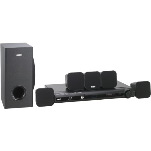 RCA RTB1016W Blu ray Theater System